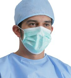 Maseczka ochronna chirurgiczna jednorazowa 50 SZT