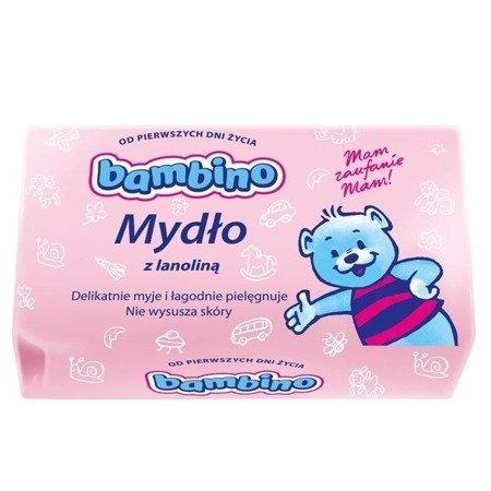 Bambino Mydło z Lanoliną dla dzieci 90g