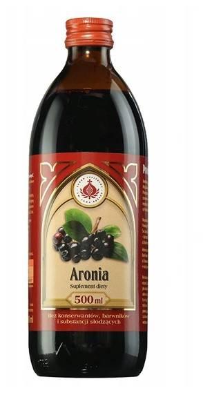 Bonifrates sok z aronii 500ml