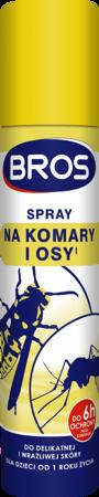 Bros Spray na komary i Osy 90ml