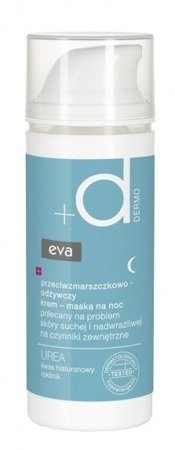Eva Dermo krem maska przeciwzmarszczkowo-odżywczy na noc 50ml