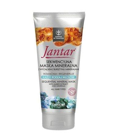 Farmona Jantar maska mineralna z wyciągiem z bursztynu