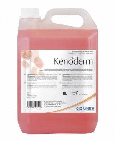 Kenoderm Mydło w płynie do dezynfekcji rąk 5L