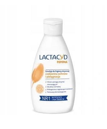 Lactacyd Ultra-delikatny, emulsja 200ml bez pompki