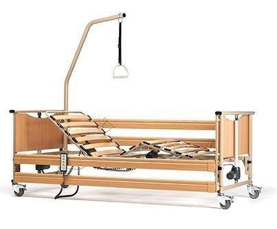 Łóżko Rehabilitacyjne Elektryczne Luna Basic 2