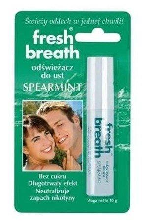 Odświeżacz do ust Fresh Breath spearmint
