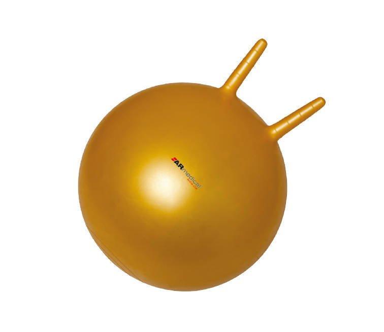 Piłka rehabilitacyjna hooper z rogami 45cm
