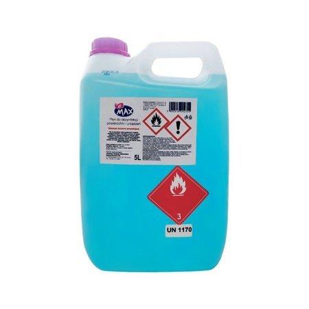 Płyn do dezynfekcji powierzchni i urządzeń dr Max 5l