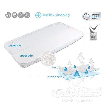 Podkład higieniczny frotte z membraną  60x120 cm
