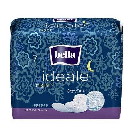 Podpaski Bella Ideale Ultra Thin Night 7 SZT
