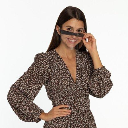 Półprzyłbica dla dorosłych wielokrotnego użytku