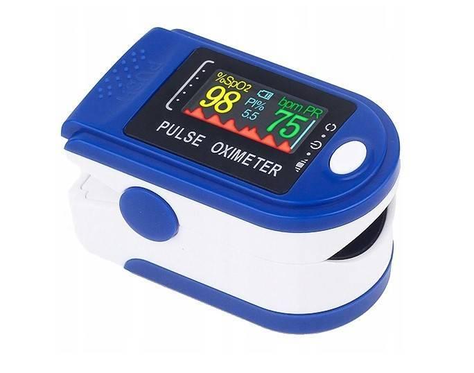 Pulsoksymetr napalcowy medyczny