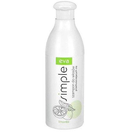 Simple szampon do włosów przetłuszcz. Się 500ml