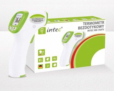Termometr bezdotykowy Intec hm 768ts
