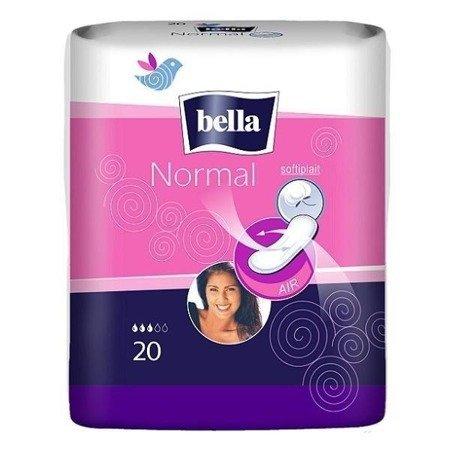 Podpaski Bella Normal 20 SZT Global