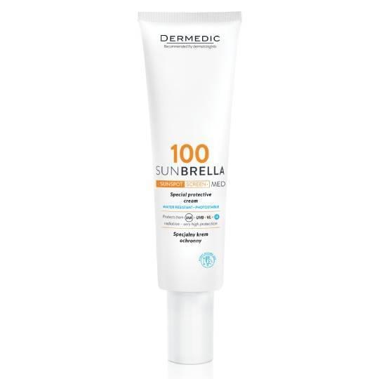 Dermedic Sunbrella krem ochronny specjalny SPF 100+ med 30ml