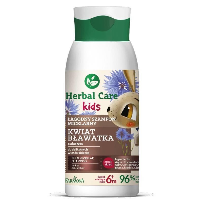 Farmona Herbal Care Kids łagodny szampon micelarny 300ml