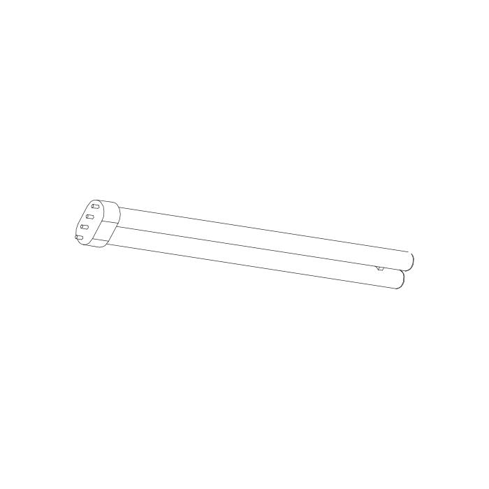 Nanocare Aseptica Ultra lampa UV-C wirusobójcza