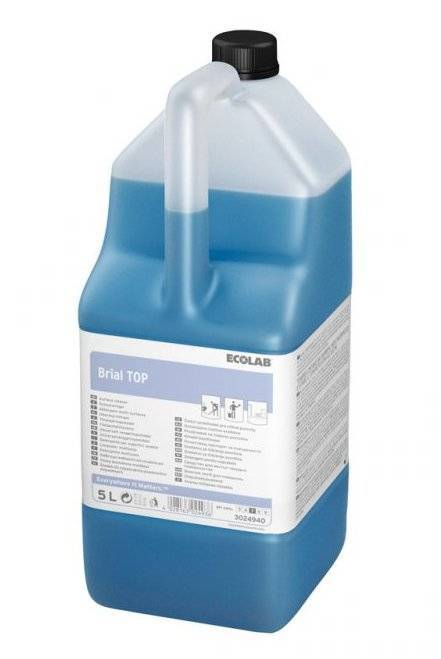 Środek do mycia i konserwacji powierzchni Brial Top 5l