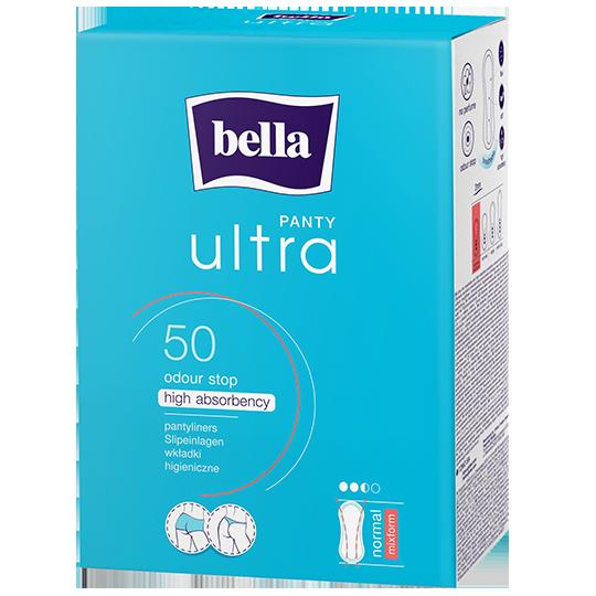 Wkładki Bella Panty Ultra Normal Mixform 50 szt